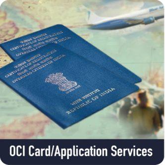 OCI Application Renewal Australia